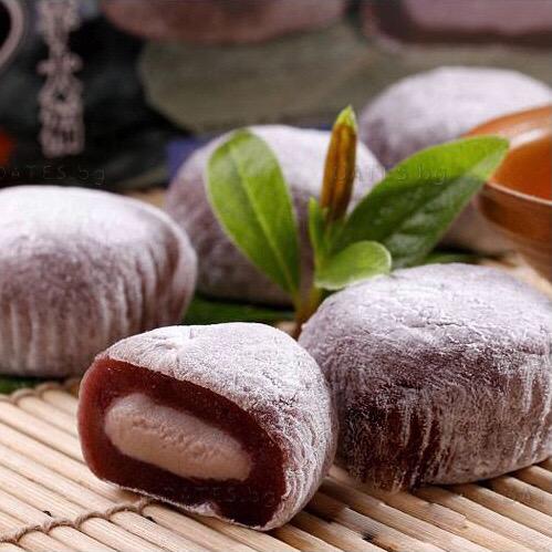 Японски сладки Мочи с ТАРО
